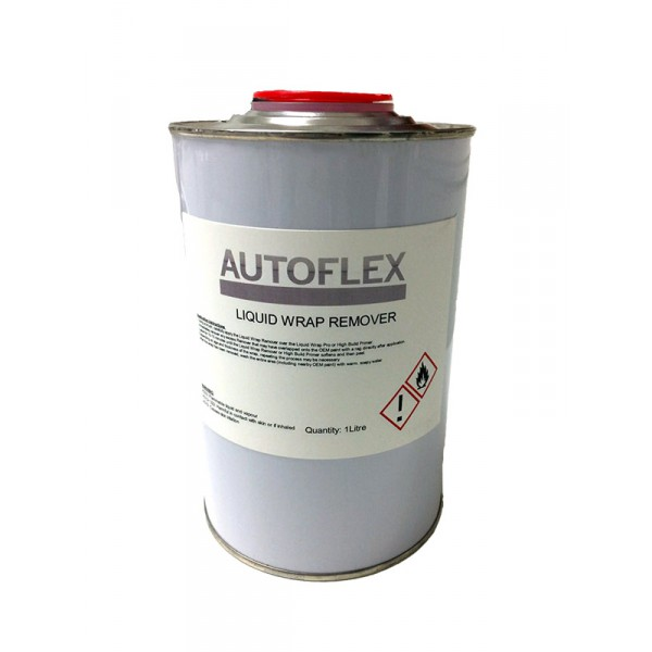 AutoFlex Liquid Spray Wrap Remover