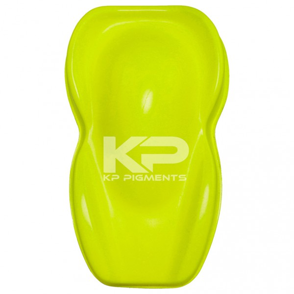 Polaris Fluorescent Yellow Kandy Pearl
