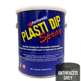 Plasti Dip Spray Gallon Anthracite Grey