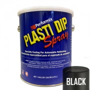 Plasti Dip Spray Gallon Black