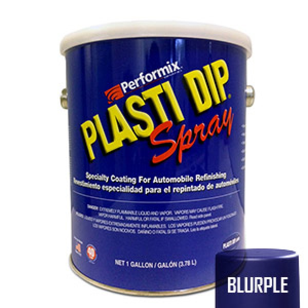 Plasti Dip Spray Gallon Blurple