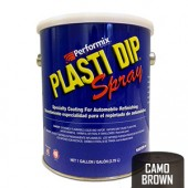 Plasti Dip Spray Gallon Camo Brown