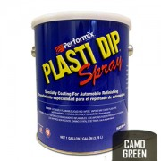 Plasti Dip Spray Gallon Camo Green