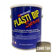Plasti Dip Spray Gallone Tarn Ocker (Camo Tan)