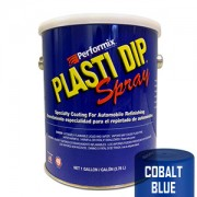 Plasti Dip Spray Gallon Cobalt Blue (Light Blue)
