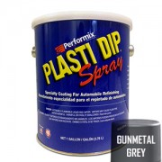 Plasti Dip Spray Gallon Gunmetal Grey
