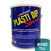 Plasti Dip Spray Gallon Intense Teal