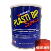 Plasti Dip Spray Gallon Koi Orange
