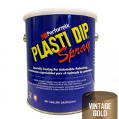 Plasti Dip Spray Gallon Vintage Gold