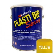 Plasti Dip Spray Gallon Yellow