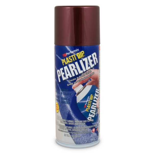 Plasti Dip Spray Aerosol Can Cranberry Pearlizer