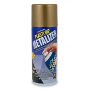 Plasti Dip Spray Aerosol Can Bright Gold Metalizer