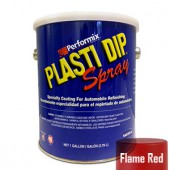 Plasti Dip Spray Gallon Flame Red