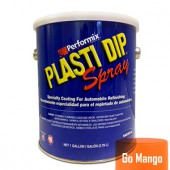 Plasti Dip Spray Gallon Go Mango