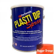 Plasti Dip Spray Gallon Hugger Orange