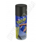 Plasti Dip Spray Aerosol Can Black Mat