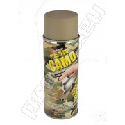 Plasti Dip Spray Aerosol Can Camo Tan Mat