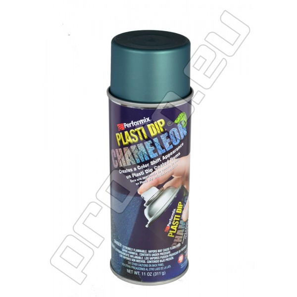 Plasti Dip Spray Aerosol Can Green/Blue Chameleon
