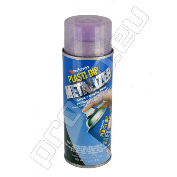Plasti Dip Spray Aerosol Can Violet Metalizer
